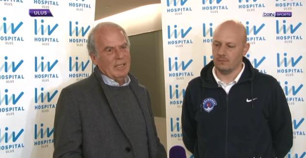 Mustafa Denizli hastaneye kaldırıldı!