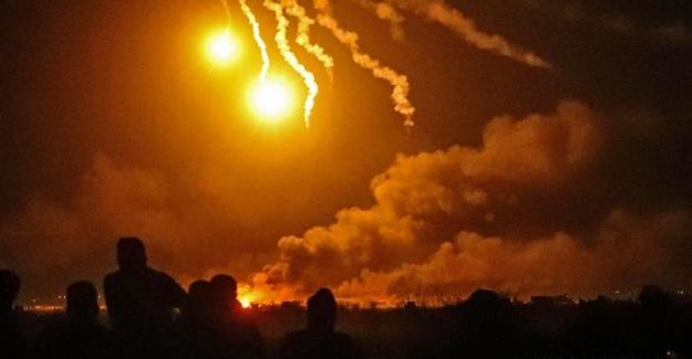 """Suriye demokratik Güçleri; """"IŞİD'in elindeki Bağuz'da 2 bin kişi teslim oldu"""""""