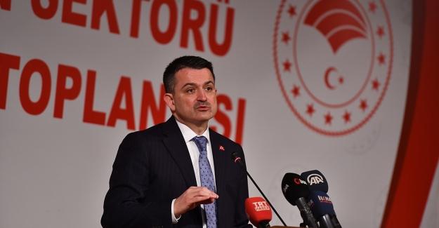 """Tarım ve Orman Bakanı Pakdemirli: """"Kırmızı eti 2-3 sene içerisinde ihraç eder duruma geliriz"""""""