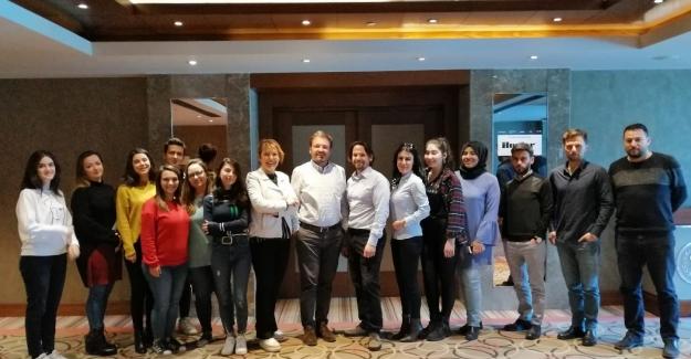 Türkiye'de Su aşkı uygulamaları Bursa'da başladı