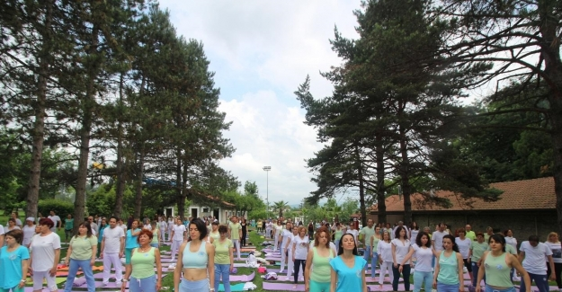 Uluslararası Farkındalık Festivali bu defa Bolu- Abant'ta