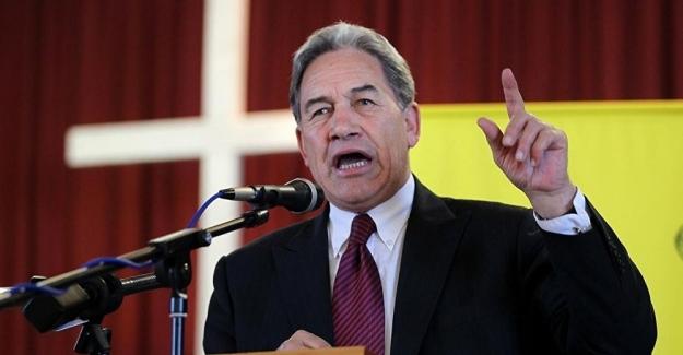 Yeni Zelanda Dışişleri Bakanı Winston Peters'ten Cumhurbaşkanı Erdoğan'a tepki