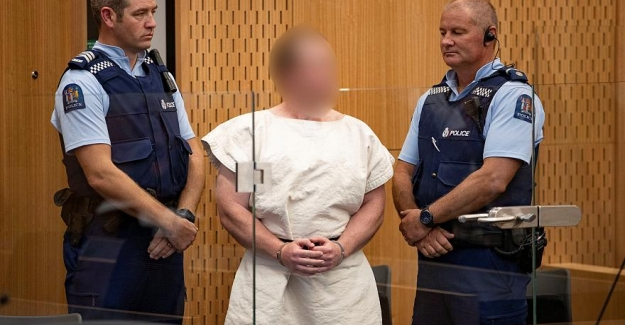 Yeni Zelanda katliamcısı Tarrant'ın ilk duruşması görüldü