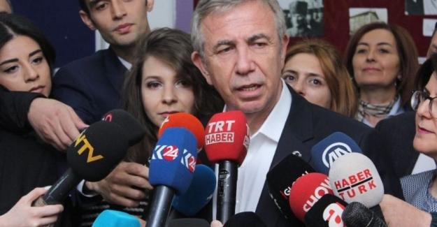 Ankara 25 yıl sonra CHP'nin oldu! Yeni Başkan Mansur Yavaş..