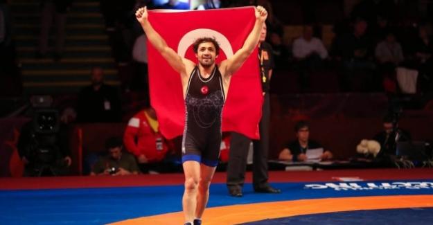 Atakan Yüksel Avrupa Şampiyonu!.