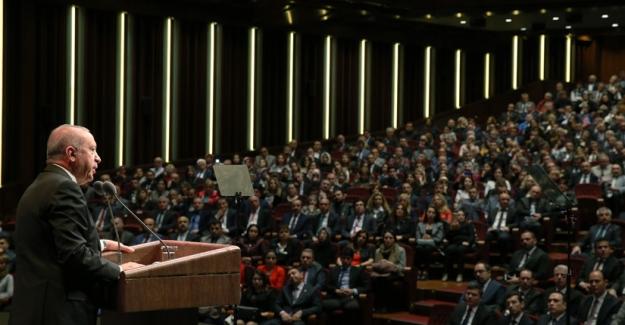 """Cumhurbaşkanı Erdoğan: """"Amacı hakikati bulmak olan herkese arşivlerimizin kapıları sonuna kadar açıktır"""""""