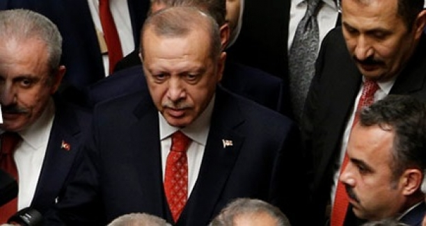 Cumhurbaşkanı Erdoğan'dan yeni kabine açıklaması
