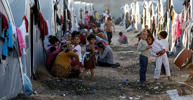 DEAŞ kuşatmasından kurtarılan Kobani'de din değiştirerek Hristiyan olanların sayısı artıyor