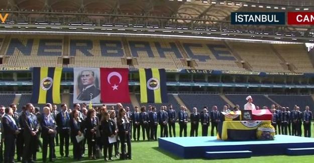 Fenerbahçe 'Sinyor'unu uğurladı.. Can Bartu'ya veda..