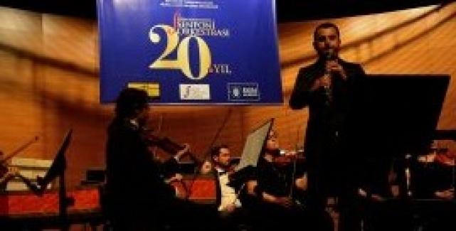 Flarmoni Derneği'nden klasik müzik konseri
