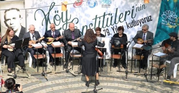 Köy Enstitüleri'nin 79. kuruluş yıl dönümü Nilüfer'de kutlandı