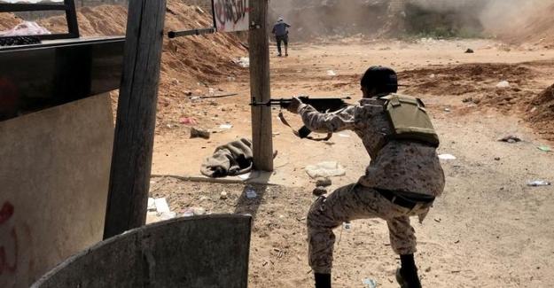 Libya'da Trablus için operasyonda ölü sayısı 120'yi aştı
