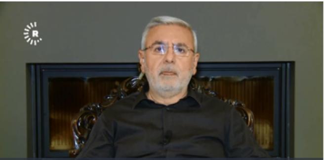 """Mehmet Metiner RÜDAW TV'ye konuştu: """"Abdullah Gül haddini aşıyor, Erdoğan'la yolunu ayırdıktan sonra savruldu"""""""