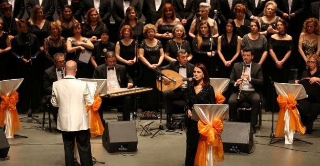 Nilüfer'de Türk Sanat Müziği gecesi