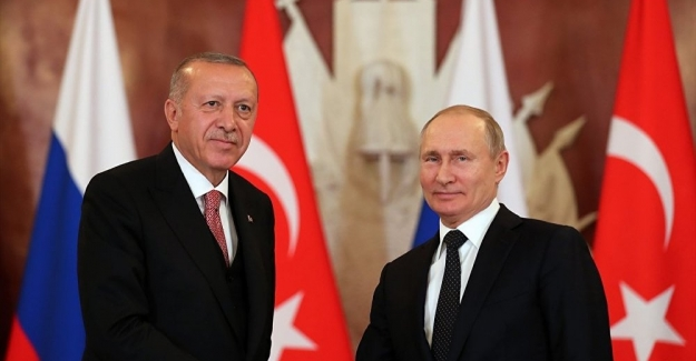 Putin ve Erdoğan'dan 3. Zirve: Türkiye - Rusya ilişkileri tüm boyutlarıyla ele alındı
