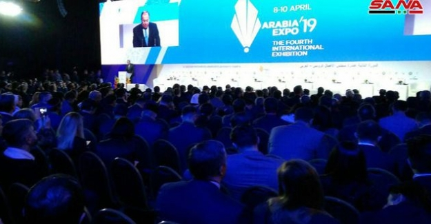 Suriye'nin Katılımıyla.. Rusya – Arap İş Fuarı Başladı