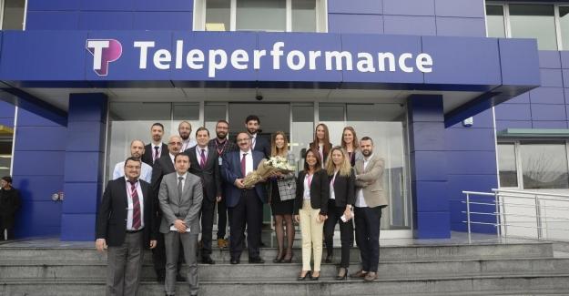 Teleperformance Balıkesir'de 400 personel alacak
