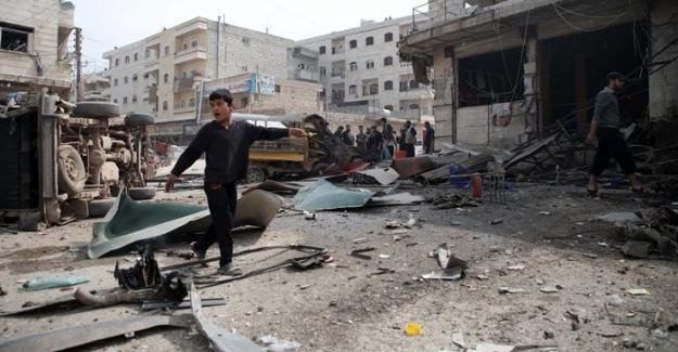 """Akar: """"Suriye ateşkes anlaşmasını ihlal ediyor"""""""