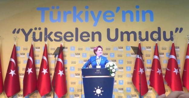 İYİ Parti'de tüzük kurultayı yapıldı