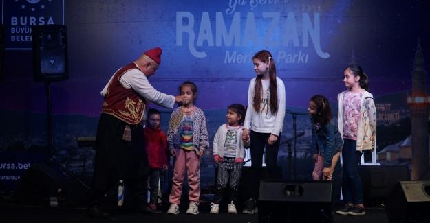 Ramazan'ın huzuru Bursa'yı sardı