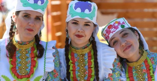 "Antalya'da ""Sabantuy Bayramı"" kutlanacak"