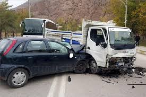 Bayram tatilinde 73 ölümlü trafik kazasında 86 can kaybı yaşandı