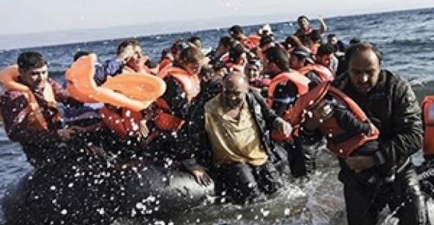 Bodrum açıklarında tekne faciası: 8 kaçak sığınmacı hayatını kaybetti