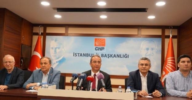 CHP'li Tezcan: Bizim ciddiye almadığımız havuza Binali Yıldırım daldı