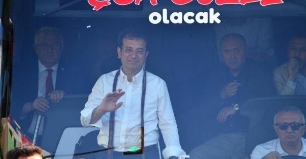 """İmamoğlu: """"Bizim İstanbul'da 16 milyon kadromuz var"""""""