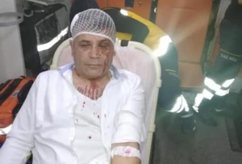 İYİ Parti BursaBüyükşehir Belediyesi Meclis Üyesive Grup sözcüsüMehmet Temirtaş'a çirkin saldırı!