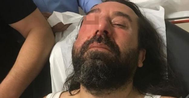 İYİ Parti kurucularından Metin Bozkurt'a MHP'liler tarafından saldırı yapıldı