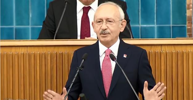 """Kılıçdaroğlu: """"17 Yıldır 'Adaleti getireceğiz' diyorlar. Yeni mi aklınıza geldi?.."""""""