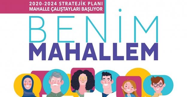 Nilüfer Belediyesi'nin Stratejik Planı halkla belirleniyor