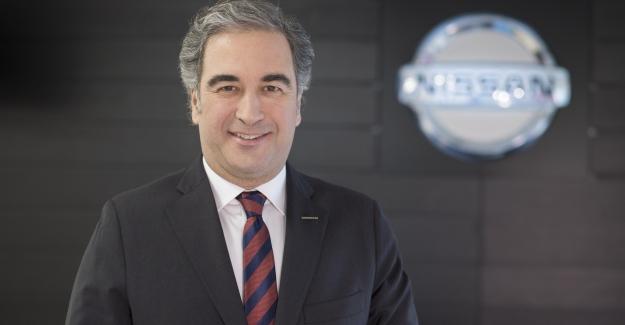 Nissan Türkiye'de genel müdür değişikliği