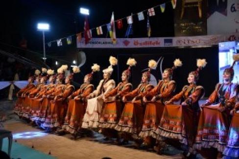 38. İnegöl Uluslararası Kültür Sanat Festivali başlıyor