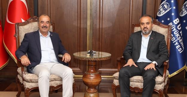 AKP ve CHP'li Başkanlardan Bursa için birlik ve beraberlik vurgusu