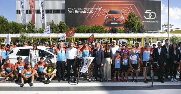 """""""Bisikletle Yüzyıllık Macera"""" turu"""