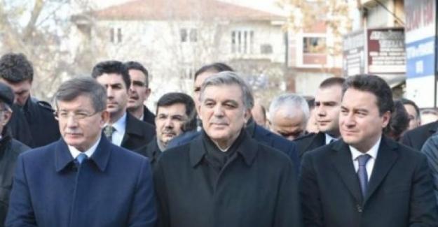 """Burhan Kuzu'dan  Gül, Davutoğlu ve Babacan'a çağrı: """"Geri dönün"""""""