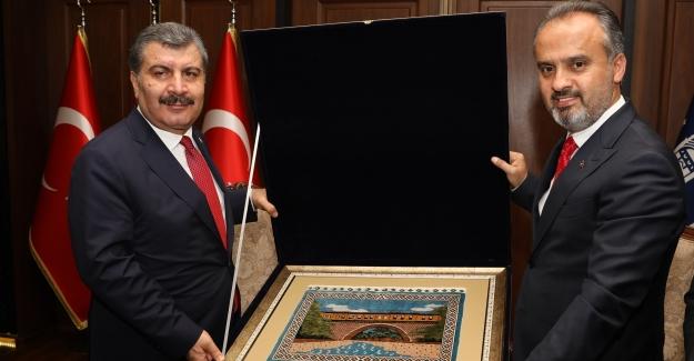 Bursa Şehir Hastanesi açılıyor