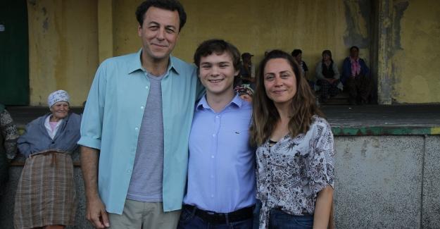 """""""CEP HERKÜLÜ: NAİM SÜLEYMANOĞLU"""" filminin çekimleri Bulgaristan'da sürüyor"""