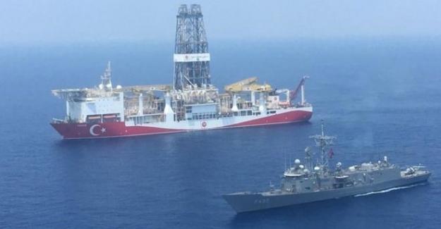Kıbrıs açıklarında doğalgaz krizi