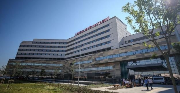Yeni açılan 400 milyon dolarlık 'Bursa Şehir Hastanesi'ni su bastı!..