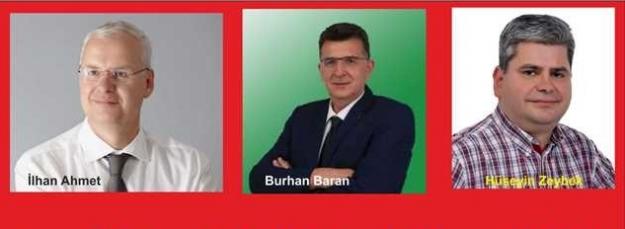 Yunanistan Meclisine Batı Trakya'lı 3 Türk milletvekili girdi