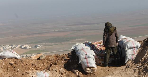 ABD, Suriye'de Türkiye sınırı yakınlarında askeri hava üssü kuruyor!