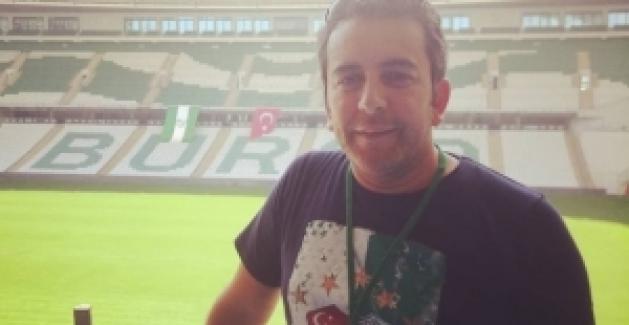 """Barış Özkan Bursa Arena için değerlendirdi: """"Bursaspor'da gelenek bozulmadı.."""""""