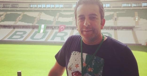 """Barış Özkan Bursa Arena için değerlendirdi: """"Sessiz Bekleyiş.."""""""