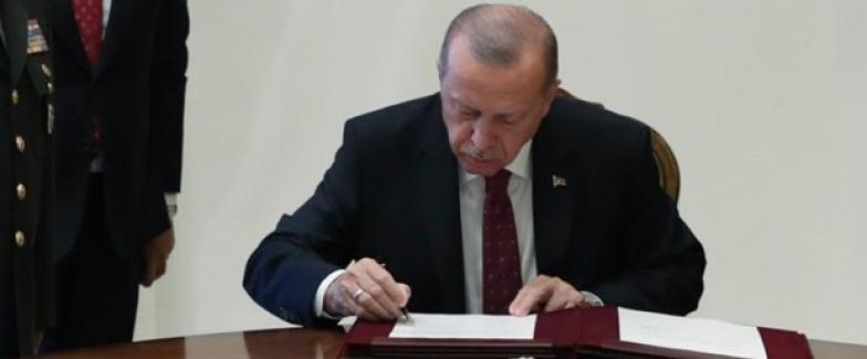 Cumhurbaşkanı enerjiyle ilgili 3 ayrı genelge imzaladı