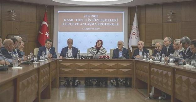 Eylem kararı alan Türk-İş hükümetle anlaştı, işte maaşa gelecek zamlar