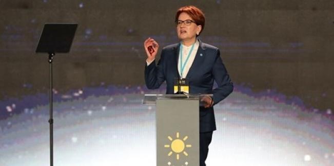 İYİ Parti'de 4. Olağanüstü Genel Kurulu gerçekleştirildi