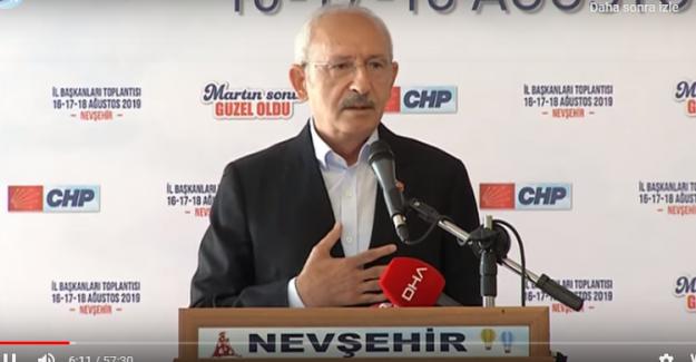 """Kılıçdaroğlu: """"Batsın sizin sendikacılığınız!.."""""""